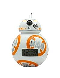 BulbBotz Star Wars The Force Awakens BB-8 Alarm Clock