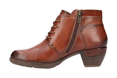 cognac cuero 8901 cognac Boots 902 Woman cuero cognac brown cuero vZ8cEWzn