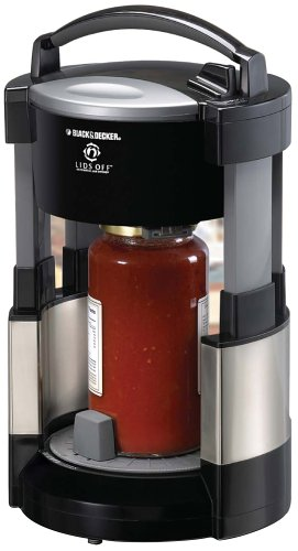 Black & Decker Jw200bm Lids Off Jar Opener