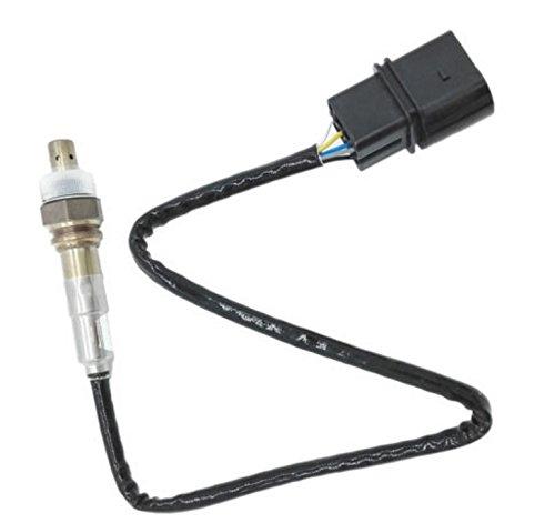 5-Wire Wideband 02 Oxygen Sensor Upstream Air Fuel Ratio Sensor 39210-23900 Fit For Elantra Spectra Sedan 2.0L-L4 2003-2009 HQP AUTO PARTS