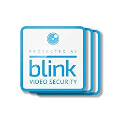 Image of the product Protected by Blink Video that is listed on the catalogue brand of Blink Home Security.