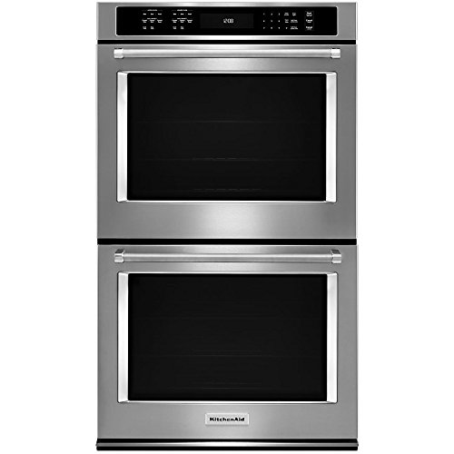 Kitchen Aid KODE500ESS KODE500ESS 30 10 Cu. Ft. Electric Double Wall Oven (Wall Oven Kitchenaid compare prices)