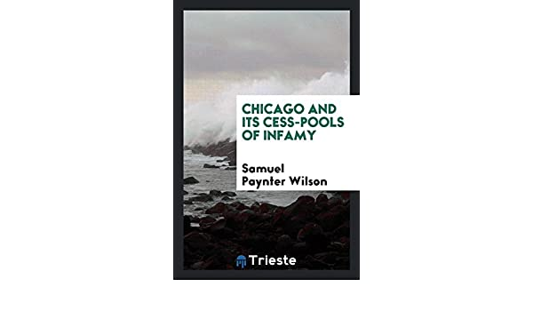 Chicago and its cess-pools of infamy: Samuel Paynter Wilson ...