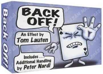 Back Off! by Tom Lauten