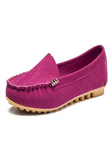 Women's Flats Ladies Comfy Ballet Shoes Soft Slip-On Casual Boat Shoes Duseedik