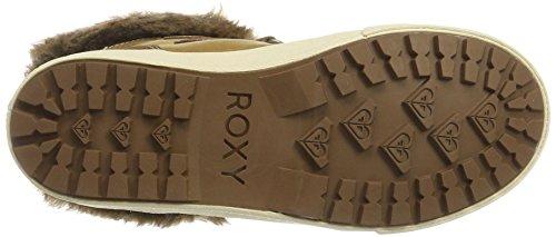 Brown Rainier Boots Boots Women's Rainier Women's Roxy Brown Roxy SHdw5xw