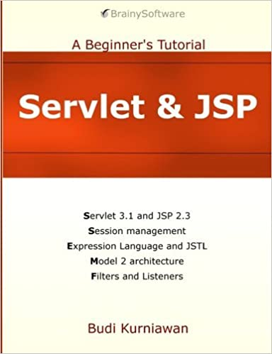 Servlet and JSP: A Beginner's Tutorial