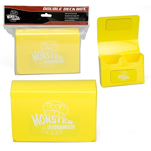 Monster Protectors Trading Card Double Deck Box with for sale  Delivered anywhere in Canada