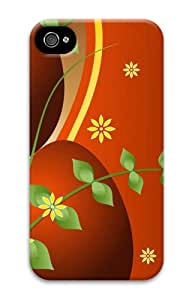 cassette iphone 4S cover Easter Day Red Eggs 3D Case for Apple iPhone 4/4S