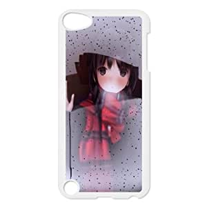 FLYBAI Cartoon Girls Phone Case For Ipod Touch 5 [Pattern-5]