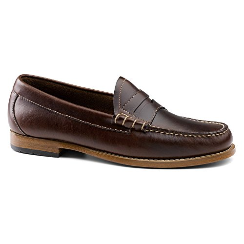 G.H. Bass & Co. Mens Larson Penny Loafer Seahorse Pull-up mmCWmoom3