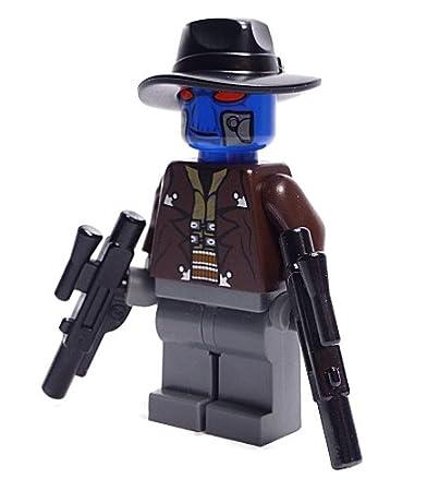 LEGO Star Wars - Figura de Cad Bane (con armas): Amazon.es: Juguetes y juegos