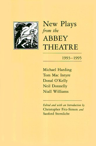 New Plays from the Abbey Theatre 1993-1995 (v. 1)