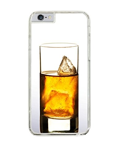 Whiskey on the Rocks Clear Hardshell Case for iPhone 6 (4.7) ()