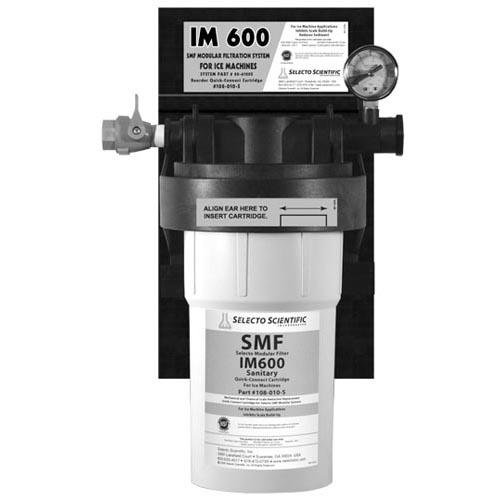 Generic 761181 Head Filter W/Shut-Off & Gauge 7 Gpm Flow Rate For Selecto Smf Im600 by Generic