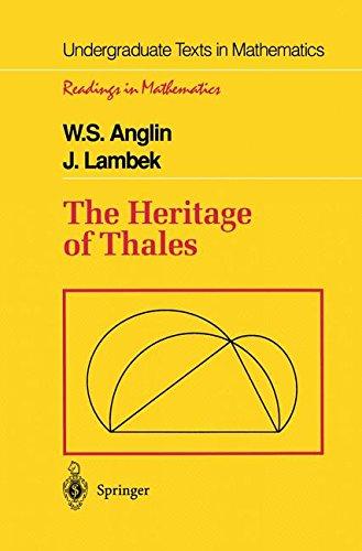 the-heritage-of-thales-undergraduate-texts-in-mathematics