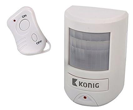 Konig SASAPR20 Detector DE Movimiento con AL