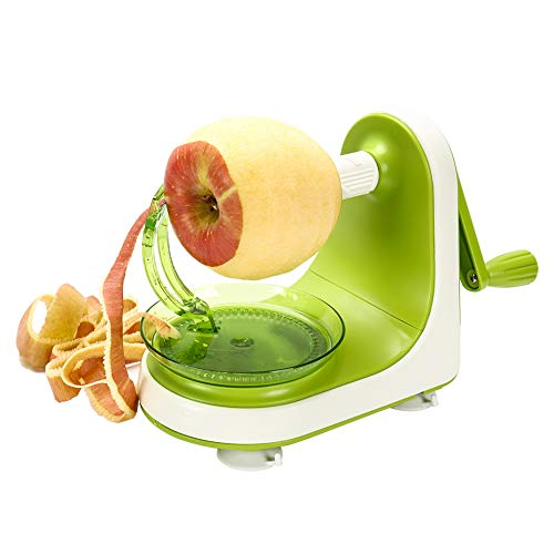 Ourokhome Rapid Apple Pear peeler- Peeling a Fruit in Seconds