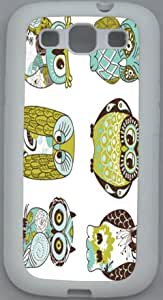 Chic Case for Samsung Galaxy S3 I9300, Illustration Galaxy S3 Case