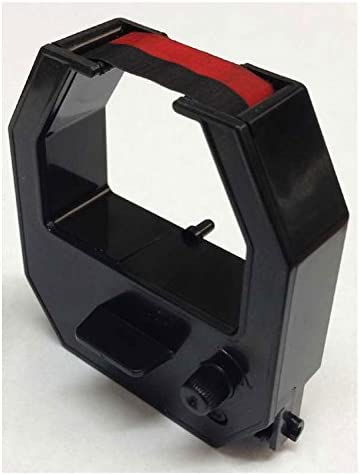 Pyramid 42416 Genuine Replacement Ribbon for 2600 /& 2650 Time Clocks Lasts 60/% Longer Than Compatible Replacement Ribbon