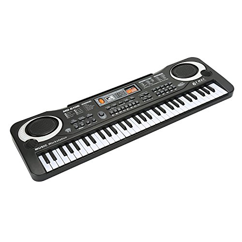 Piano for Kids,aPerfectLife Multi-function 61 Keys Electronic Organ Kids Piano Musical Teaching Keyboard Toy for Kids Children