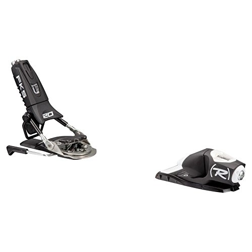 Rossignol Fks 120 Ski Bindings Black/White Sz 115mm Mens