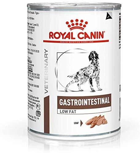 Royal Canin Vet Diet Gastro Darm Low Fat Hundefutter Nassfutter 12x410g (4,92kg) (2 Stück)