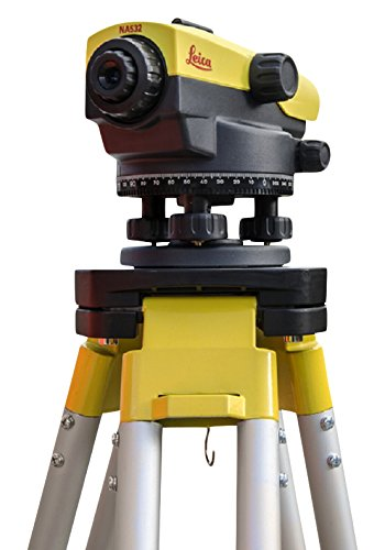 - Leica Geosystems 840385 NA524 Automatic Optical Level