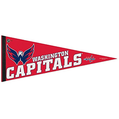 NHL Washington Capitals WCR63875713 Carded Classic Pennant, 12