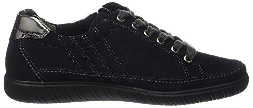 Azul Nightblue Shoes Cordones Gabor de Mujer Derby Zapatos Steel Comfort para Basic OnzfF