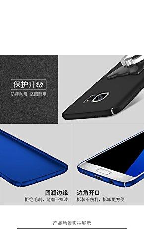 Funda Samsung Galaxy S7,Manyip Alta Calidad Ultra Slim Anti-Rasguño y Resistente Huellas Dactilares Totalmente Protectora Caso de Plástico Duro Cover Case [Skin Series](YQ3-6) F