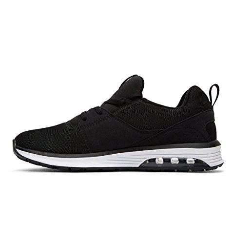 Black Noir Dc Femme white Adjs200003 Ia Shoes Baskets Heathrow YwqYU70