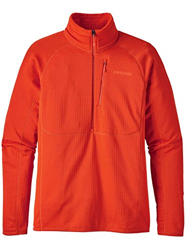 paintbrush red Culturismo Patagonia Men's R1 Twx6Oqgt