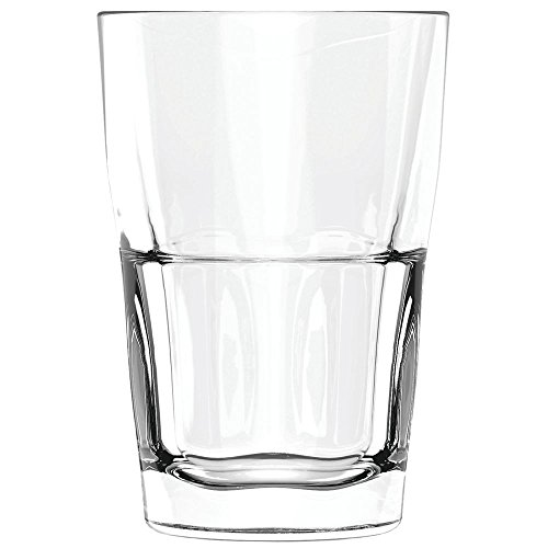 Arcoroc Triborough 12 oz Hi Ball Glass by Arc Cardinal by CARDINAL GLASSWARE