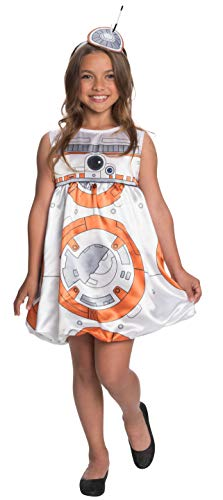 Bb-8 Halloween Costume (Rubie's Costume Star Wars Episode VII: The Force Awakens Deluxe BB-8 Child Costume,)