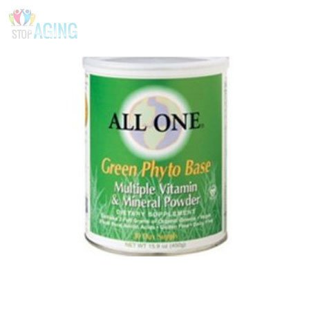 Green Phyto Base - 4