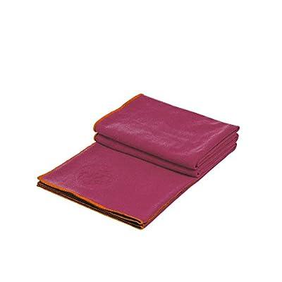 Manduka Unisex eQua Mat Towel La Rampa Towel