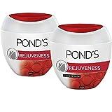 Face Moisturizer Ponds - Bundle/combo!!! Pond's Rejuveness Anti-wrinkle Cream Day and Night 7oz (200gr) Pond's Rejuvecedora Contra-las Arrugas De Dia Y Noche 7oz (200gr)