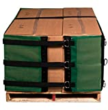 Reusable Heavy Duty Eco Green Pallet Cover Wrap 2