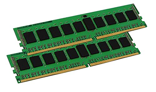 - AVENTIS 32GB (2 x 16GB) DDR4 PC4-19200 2400MHz Server Memory Compatible with Dell PowerEdge T330, R330, R230 Servers
