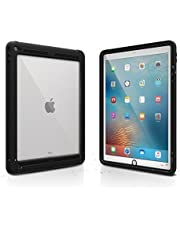 "Catalyst Waterproof Shockproof Case For Apple 12.9"" Ipad Pro With High Touch Sensitivity Id And Multi Position Stand"