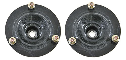 Front Upper Strut Mount Plate Pair Set of 2 for 92-99 BMW 318 323 325 328