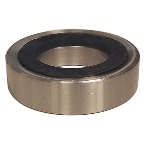 Danco 89490 4-Inch Decorative Vessel Sink Mounting Ring, Brushed Nickel (4 Vessel Sink)