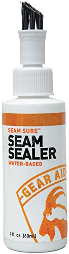 Gear Aid Seam Sure Water Based Seam Sealer, 2 Ounce