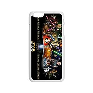 Custom Hard Plastic case with Image from Star Wars Snap-on cover for iphone 5c
