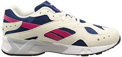 Reebok Chalk Royal Rose Blanco White AZTREK qBqZvH