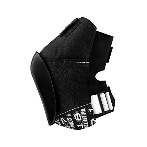 187 Killer Pro Knee Pads, X-Large, Black / Black by 187 Killer Pads (Image #4)