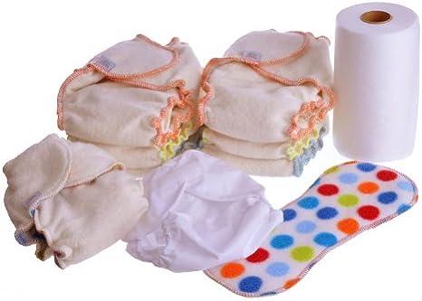 Hélade House de presión Bum Pack pañal de tela-riego por goteo para talla S: Amazon.es: Bebé