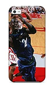 1100728K945214912 sports match nba basketball minnesota timberwolves houston rockets NBA Sports & Colleges colorful iPhone 5c cases