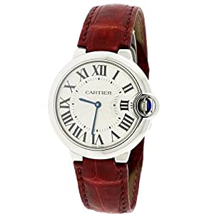 Cartier Ballon Bleu quartz mens Watch W6920087 (Certified Pre-owned)